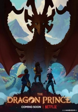 Принц-дракон (Принц драконов) — The Dragon Prince (2018-2019) 1,2,3 сезоны